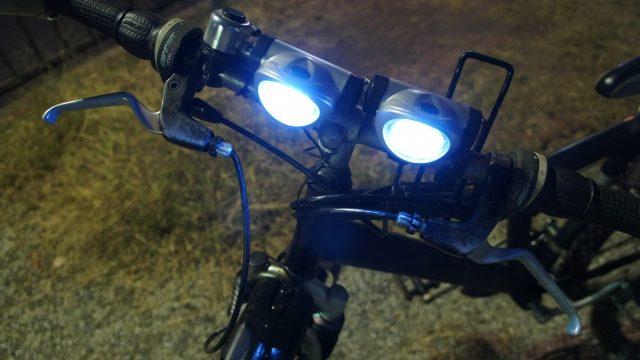 自転車 ライト つかない